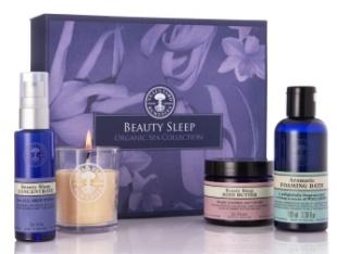 Beauty Sleep Organic Spa Collection