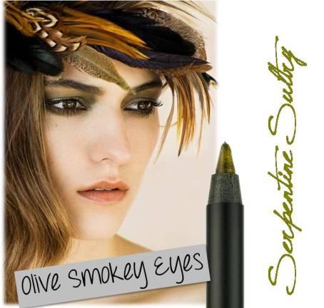 EOH OLIVE SMOKEY EYES