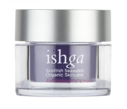 ISHGA exfoliating face mask