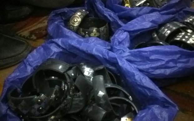 dark bracelets