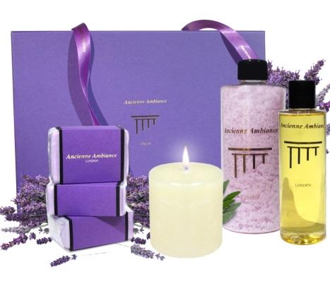 Lavendula Lavender Bath Body Gift Set