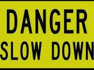 Danger-Slow-Down-Sign-1-450x300
