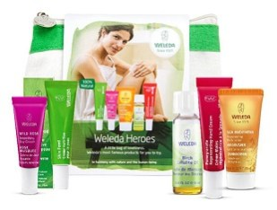 weleda heroes kit small