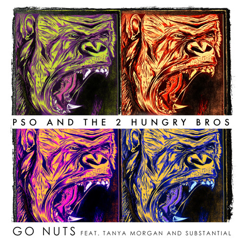 """P.So & The 2 Hungry Bros """"Go Nuts"""""""