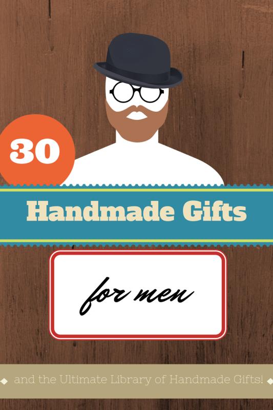 Handmade-Gifts for men