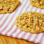Oatmeal Scotchies Cookie Recipe