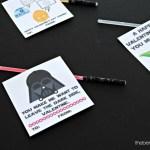 Star Wars Valentines Printables