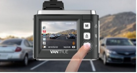 "Vantrue N1 1080p HD 1.5"" LCD DVR Car Dash Camera with Parking Monitor for $60 Shipped at Amazon"