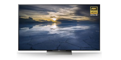 Sony 4K HDR Ultra 3D SmartHD Android TV