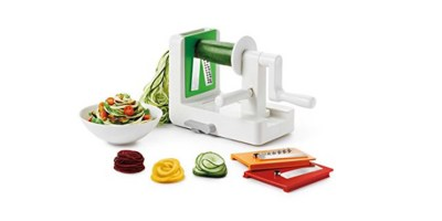 OXO Good Grips 3 Blade Spiralizer with StrongHold Suction