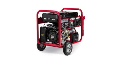 Gentron 8000W 10000W Portable Gas Powered Generator with Electric Start