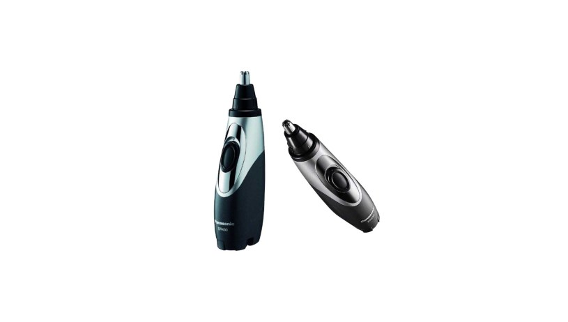 Panasonic Ear and Nose Trimmer Black silver