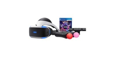 PlayStation VR – VR Worlds Bundle – PlayStation 4