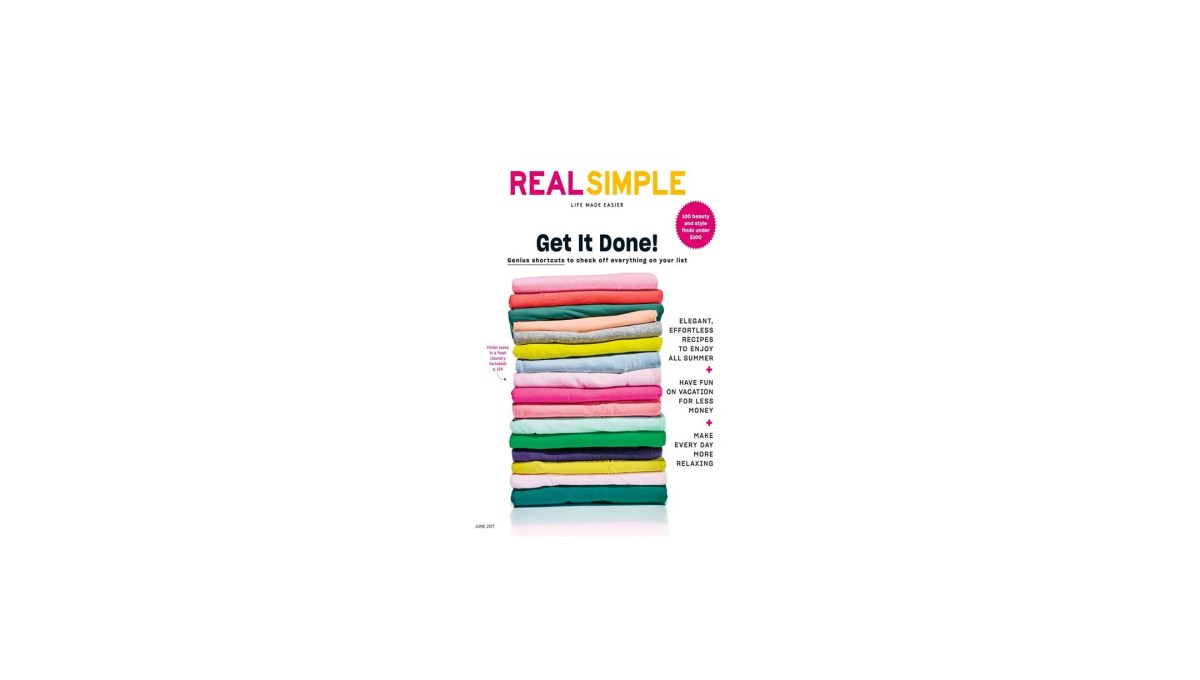 1 Year Auto-Renewal of Real Simple Magazine Subscription for $5 at Amazon