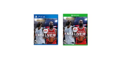 PS4 & Xbox One – NBA Live 18 by EA Sports