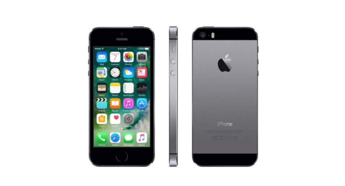 Straight Talk Prepaid Apple iPhone 5S 16GB CDMA Smartphone Refurbished for $49.99 at Walmart