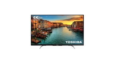 Toshiba – 50 Class (49.5 Diag.) – LED – 2160p – with Chromecast Built-in – 4K Ultra HD TV