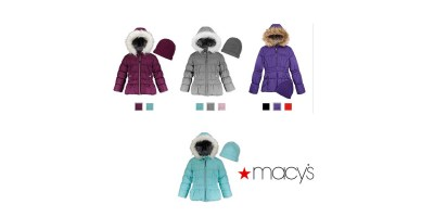 Kids Weathertamer Puffer Jackets