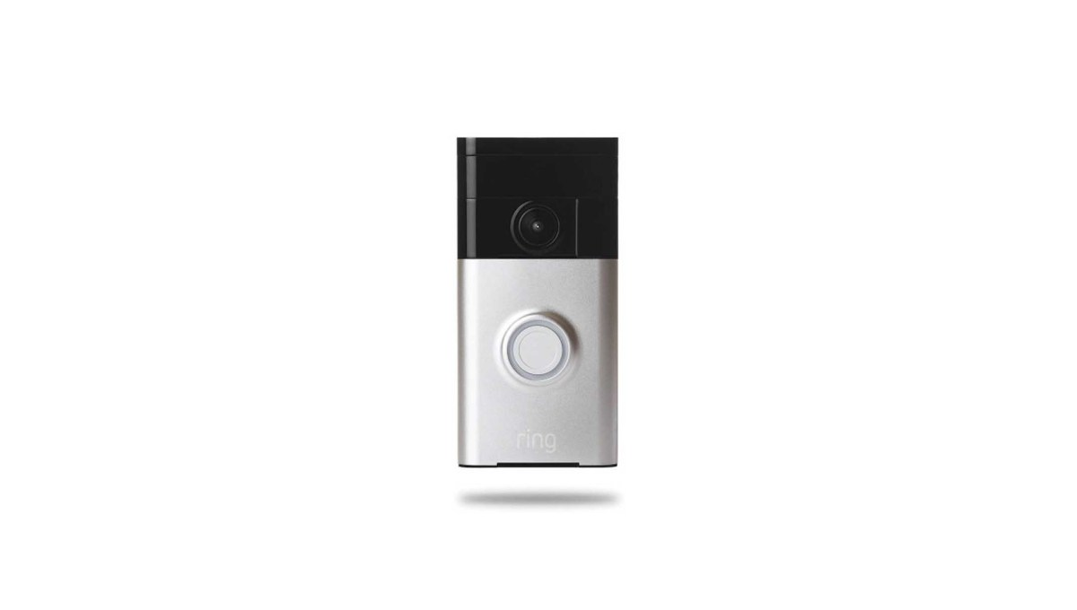 Ring WiFi-Enabled Video Doorbell for $99 at BestBuy & Amazon