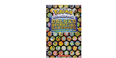 Pokémon Deluxe Essential Handbook- The Need-to-Know Stats and Facts on Over 700 Pokémon Paperback