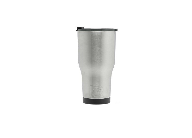 RTIC Double Wall Vacuum Insulated Tumbler – 30 oz Stainless Steel