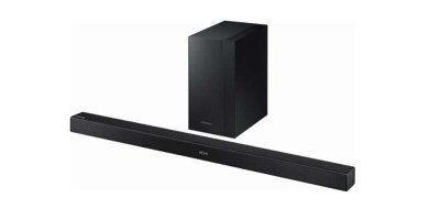 Samsung – 2.1-Channel Soundbar System with 6.5 Wireless Subwoofer