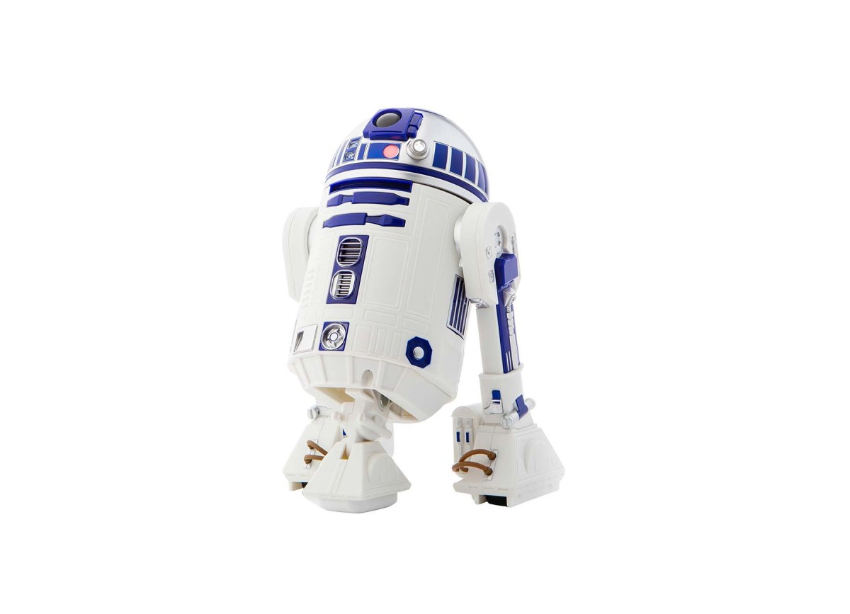 Sphero R2-D2 App-Enabled Droid for $91.00 at Amazon
