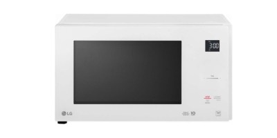 LG – NeoChef 1.5 Cu. Ft. Mid-Size Microwave – Smooth white