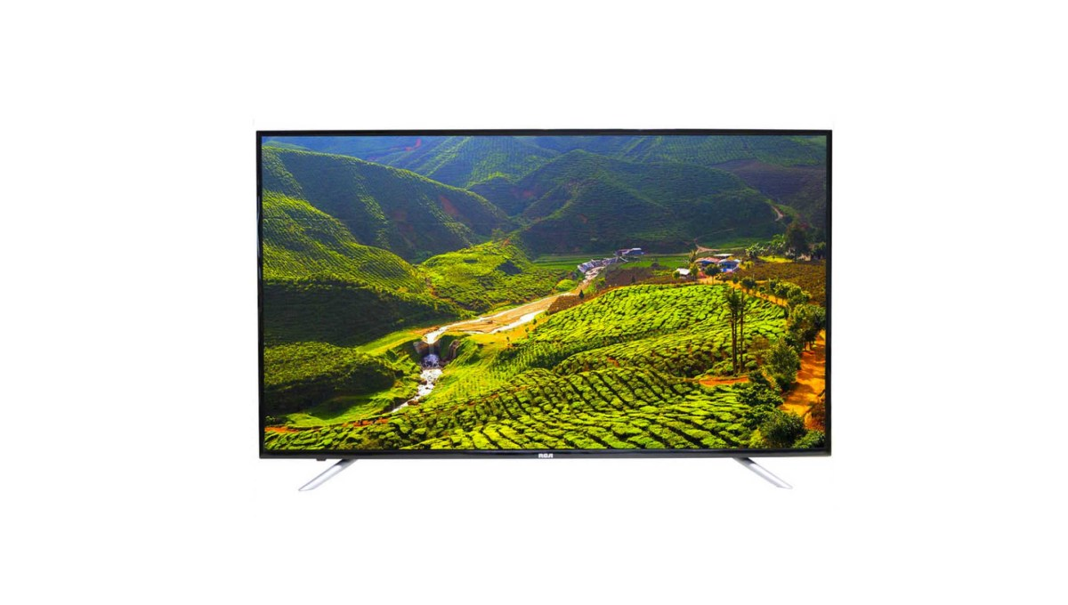"Hisense 55"" Class 4K Ultra HD Smart TV with HDR (55DU6500) for $299.99 at Walmart"