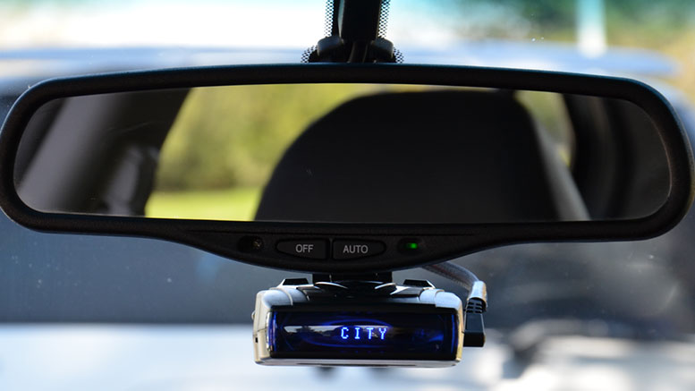 Reviewing the Whistler CR90 Laser Radar Detector