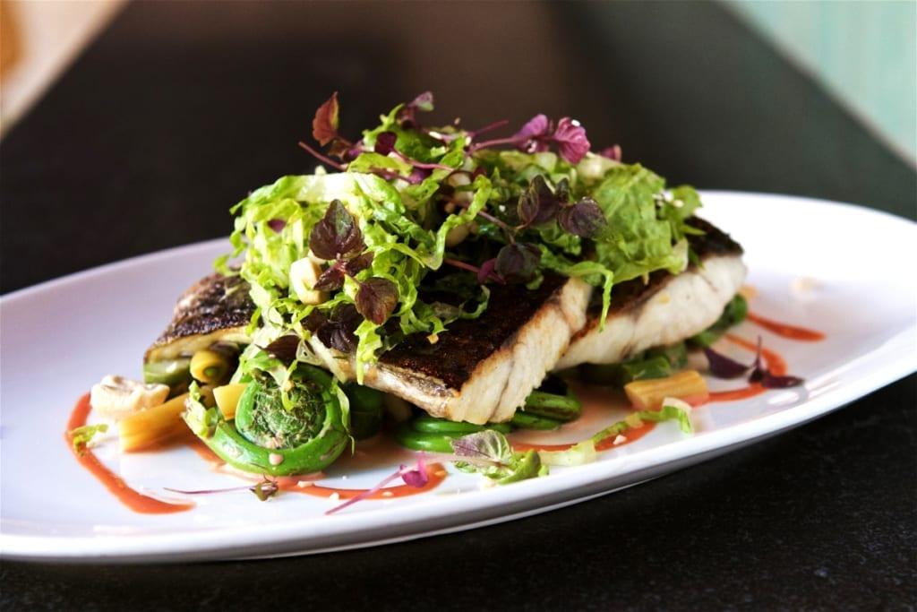 Why barramundi is the it fish australis barramundi for Barramundi fish taste