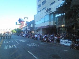 2011 Nisei Japan Town Parade, Los Angeles