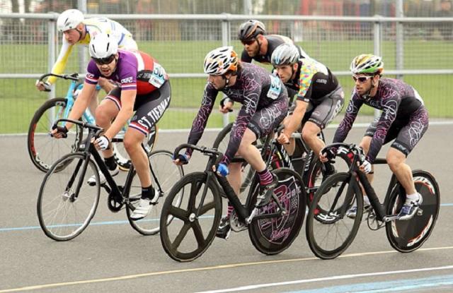 Men's Scratch Race. Photo: The Belgian Project