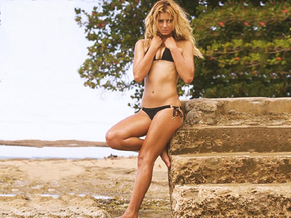 Anastasia Ashley The Bikini Police Swimwear Fashion