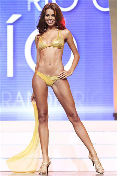 Bodine Koehler bikini