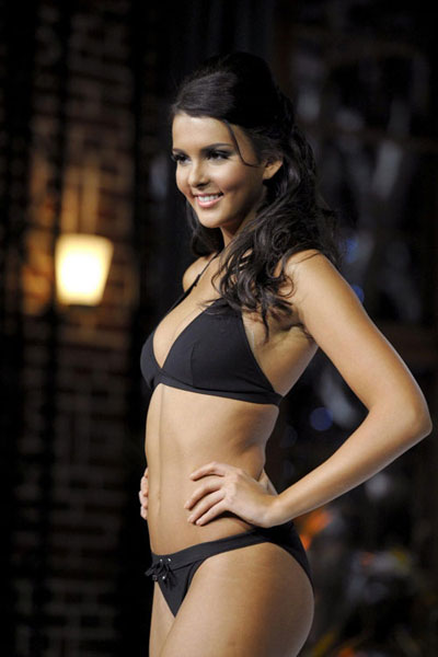 Sara Chafak bikini