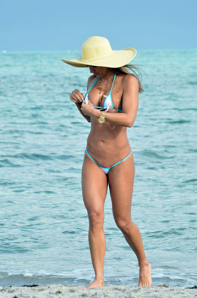 JENNIFER NICOLE LEE in Bikinis