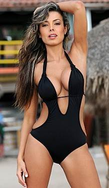 Hollywood Hotel-Monokini-monobikini