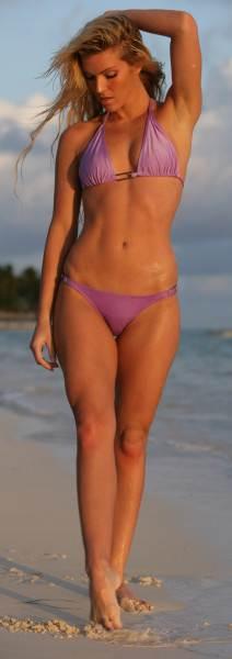 Bikinis For Women with Smaller Chests Lavendar String Bikini