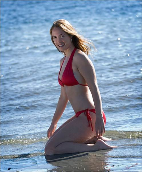 Bikinis For Women with Smaller Chests Red String