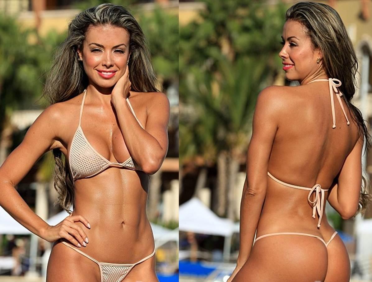 How to Buy your Girlfriend a Thong Bikini Sparkling Thong Bikini
