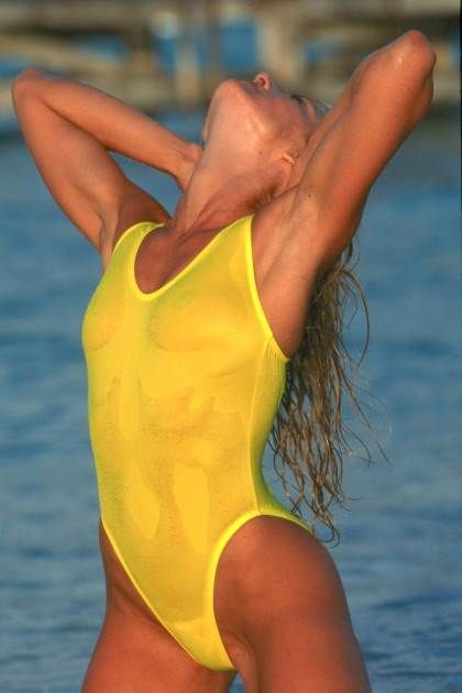see-thru-when-wet-swimwear-brown-yellow