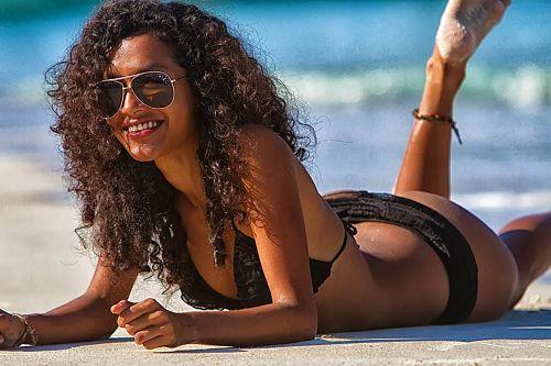 Bikini-Girls-having-Fun-Loving-Life