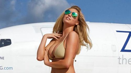 Kate Upton Sports Illustrated Magazine Swimsuit Issue