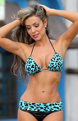 Leopard-Print-Banded-Thong-Bikini-swimwear