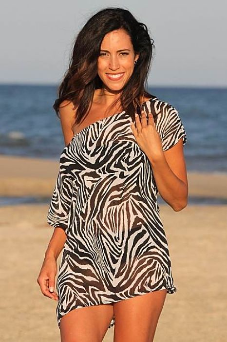 Zebra-Print-Tunic-Bikini-CoverUp
