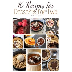 Small Crop Of Dessert For Two