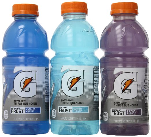 gatorade frost flavors bing images