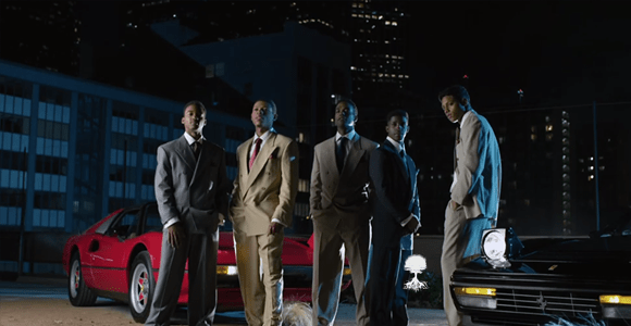 First Look: New Edition The Movie Coming To BET In 2017 Looks Unbelievably Amazing