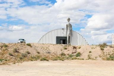 Area 51 - Roadtrip USA